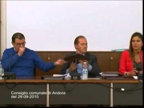 ANDORA: POLEMICHE FRA IL SINDACO E IL GRUPPO DI OPPOSIZIONE VIVIANDORA