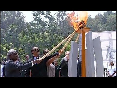 Ruanda: Gedenken 25 Jahre nach dem Völkermord