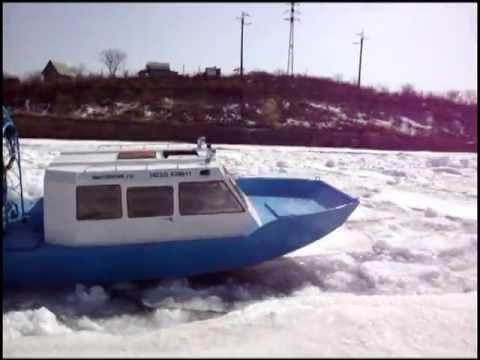 аэробот глиссер двина-2