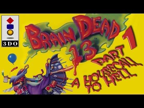 Brain Dead 13 3DO