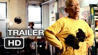 Cutie And The Boxer Official Trailer (2013) - Painting Documentary HD