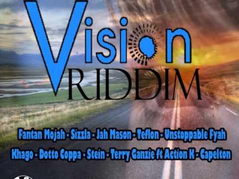 TEFLON - STRONG   VISION RIDDIM   @LIVEMGMUSIC   REGGAE   2014   @21STHAPILOS
