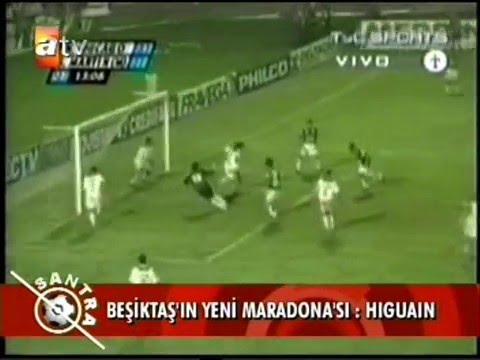 Goles y jugadas de Federico Higuaín