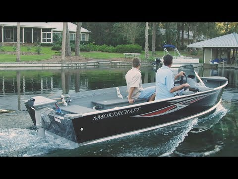 ePropulsion Navy 6.0 Electric Outboard – Smoker Craft Big Fish 16