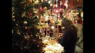Madrid, Spain: Christmas in the old city - Navidad en el viejo Madrid