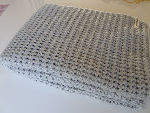 Babydeken Haken Baby Blanket Crochet Beginner