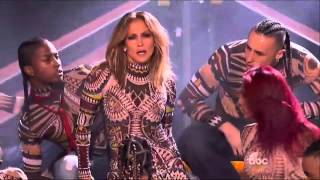Video Jennifer Lopez performs 2015 hits medley at AMAs MP3, 3GP, MP4, WEBM, AVI, FLV Juli 2019
