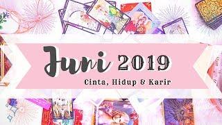 Video Pilih Kartu - Heii JUNI '19 ✨ Love, Life, Career MP3, 3GP, MP4, WEBM, AVI, FLV Mei 2019