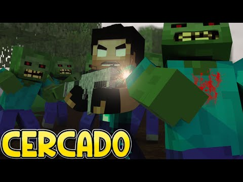 Minecraft 2 ATAQUE ZUMBI! THE WALKING CRAFT 3Z TEMP