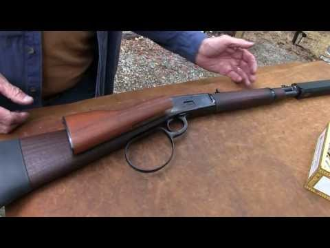 Rifle - The rifle John Wayne actually