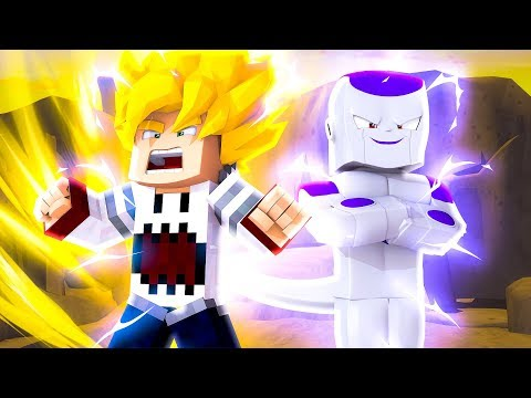 Chipart - Minecraft: MEU AMIGO É O FREEZA - DRAGON BLOCK SUPER ‹ PORTUGAPC ›
