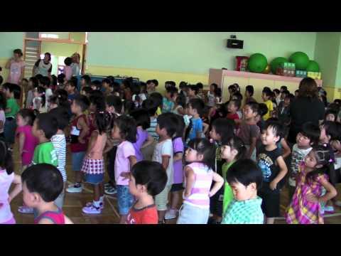 100819_コアックマキャラバン_札幌第一幼稚園