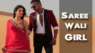 Saree Wali Girl -