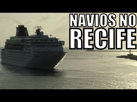 Navios Cruzeiro no Recife: Zenith & Ocean Dream
