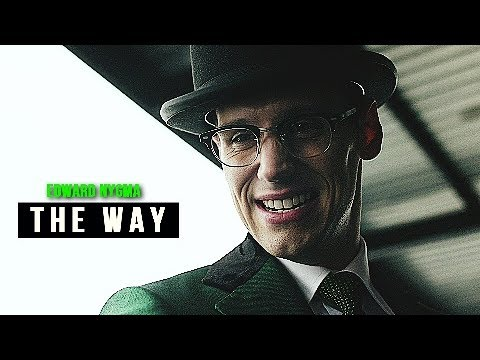 ❖The Evolution of Edward Nygma (+s3)