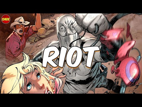 Who is DC Comics' Riot? Better Get Outta Dodge!