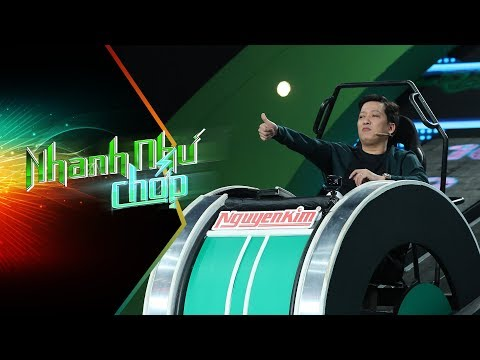 Trường Giang Nhẹ Nhàng Chặt Chém Hari Won | Nhanh Như Chớp | Tập 42 Full HD: - Thời lượng: 12:22.