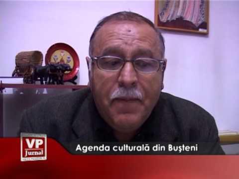 Agenda culturală din Bușteni