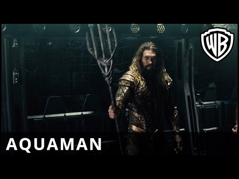 Justice League - Aqua Man (ซับไทย)