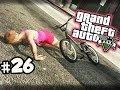 PRO BMX JOSEPH GADARDY - Grand Theft Auto 5 ONLINE w/ Nova Kevin & Immortal Ep.26