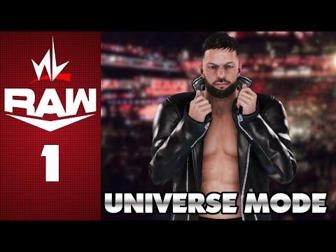 nL Live - WWE 2K20 Universe Mode: RAW [Episode 1]