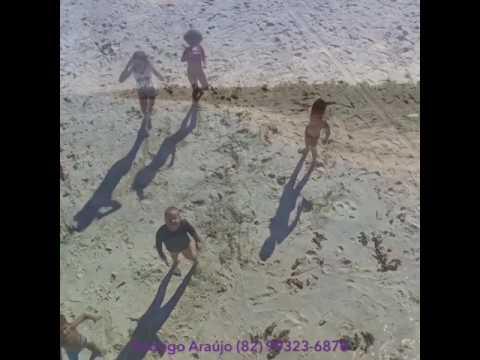 Praia de São Miguel dos Milagres - AL