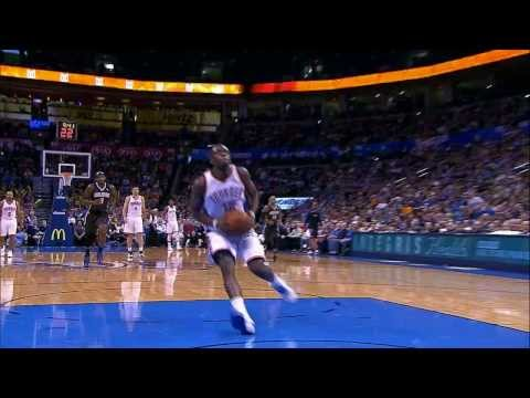 Video: Oklahoma City Thunder Top 10 Plays of the 2013 Season