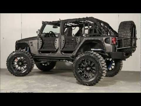 Jeep Wrangler Unlimited 2010 – YouTube |