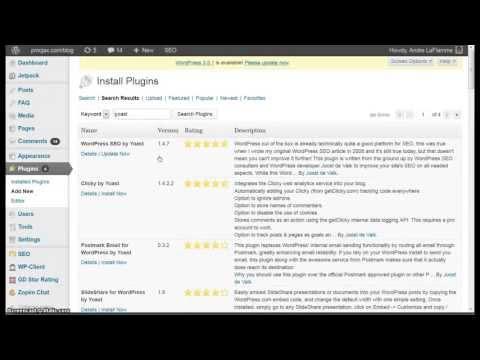How to use Yoast SEO Plugin – Worpdress SEO by Yoast Tutorial
