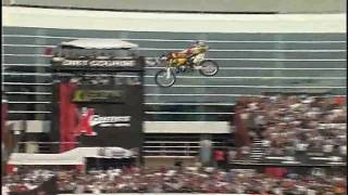 Travis Pastrana - 2001 X Games 7 - Moto X FreeStyle - Philadelphia, PA