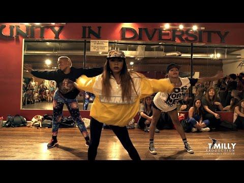 Nicki Minaj – Anaconda – Choreography by Tricia Miranda ft @kaelynnharris | @nickiminaj @timmilgram