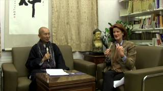 Venerable Sik Hin Hung on the Master of Buddhist Studies Programme at The University of Hong Kong