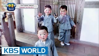 Video The Return of Superman - The Triplets Special Ep.8 [ENG/CHN/2017.06.30] MP3, 3GP, MP4, WEBM, AVI, FLV September 2019
