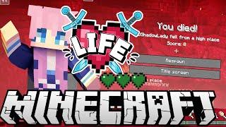 Secret Basement.... but mistakes were made.   Ep. 8   Minecraft X Life SMP