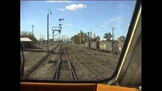 Cootamundra Australia  city pictures gallery : Australian Trains: XPT Cabride from Cootamundra to Demondrille