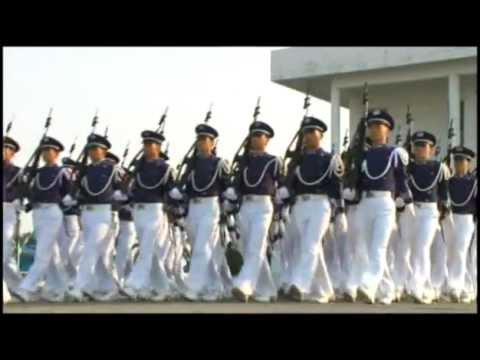 R.O.C(Taiwan) Air Force Academy Admissions VIDEO