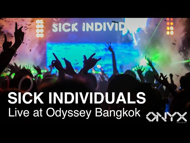 SICK INDIVIDUALS Live at Odyssey Bangkok