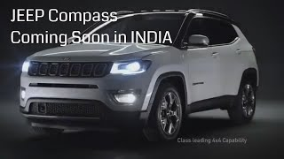 Jeep India has the brand new Jeep Compass in India will be  launched later this year.Engine options will vary as per various markets, as for India-spec model, it is expected to come with a 1.4 litre petrol and a 2.0 litre diesel engine. Transmission duties will be carried out by 6-speed manual and 7-speed automatic units. Max Power - 160 bhp, Max Torque-260 Nm