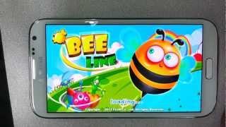 BeeLine (Best Spen game) YouTube video