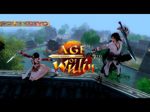Age of Wulin Gameplay