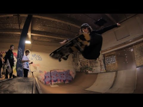 Woodward Skatepark Tour - Charm City, Baltimore MD