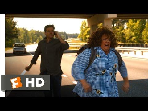 Identity Thief (4/10) Movie CLIP - Highway Fight (2013) HD