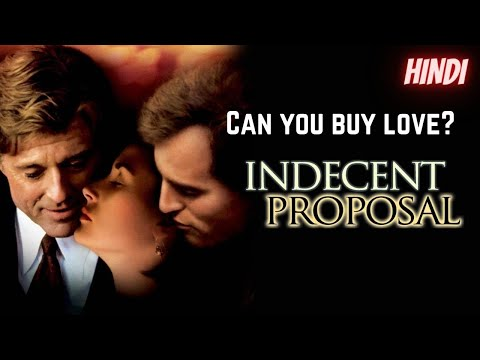 Indecent Proposal (1993) Romantic Hollywood Movie Explained in Hindi