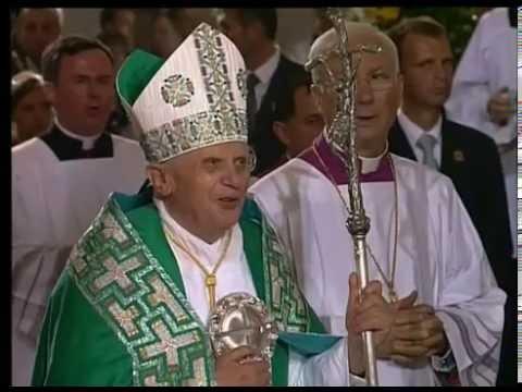 Papst Benedikt XVI. besucht Bayern 2006 - Dokumenta ...