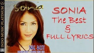 SONIA - The Best of Sonia - FULL ALBUM & FULL LYRICS - [Album 4 - 2004] Playlist !!! 720p HD