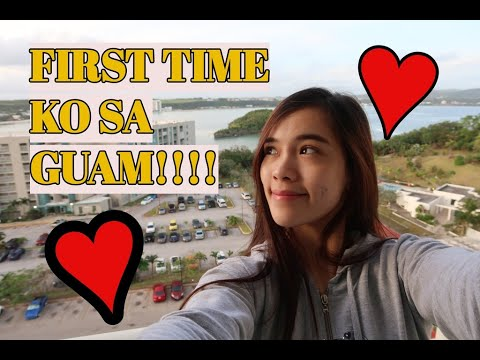 JACKIE GIRL In GUAM♥ Part 1