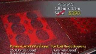 Persian Carpet Warehouse TV Ad 1
