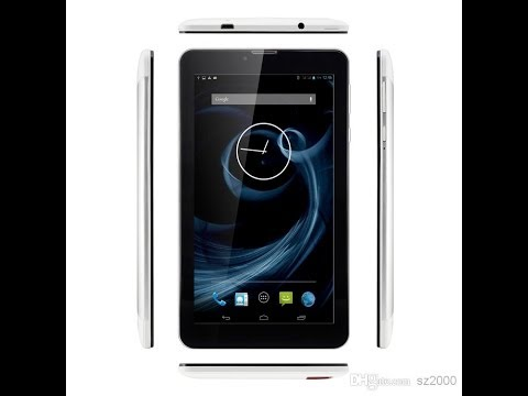 Dhgate.com 7inch phablet HD Screen 3G android 4.2Tablet PC Phone Call