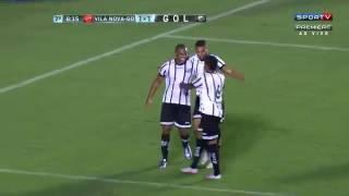 Vila Nova 3 x 1 Bragantino ●GOLS ●Campeonato Brasileiro Série B 13/05/2016
