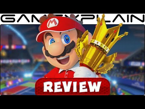 Mario Tennis Aces - REVIEW FOLLOW-UP (Online Play Tested & Final Score!)